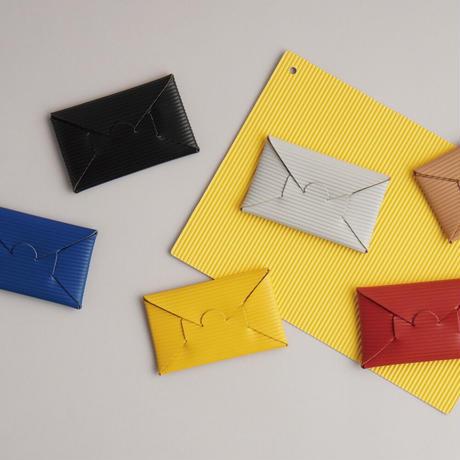 "SEAMLESS CARD CASE ""Cardboard"" (8 colors)"