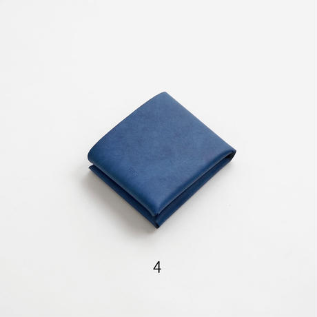 "SEAMLESS SHORT WALLET  "" INDIGO """