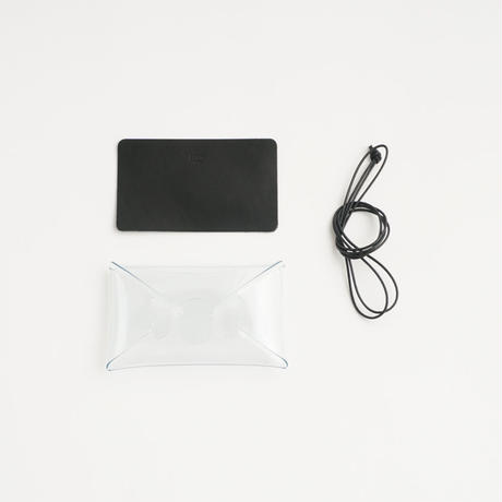 SEAMLESS ID CASE  (8 colors)