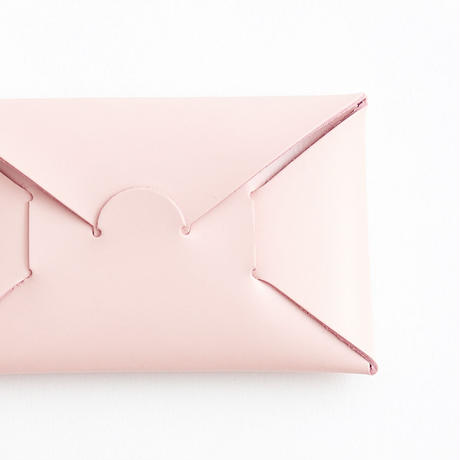 "seamless card case  :  pink ""limited color"""