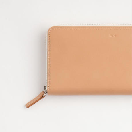 POP-UP LONG WALLET(BLACK / NUDE / YELLOW / GRAY)
