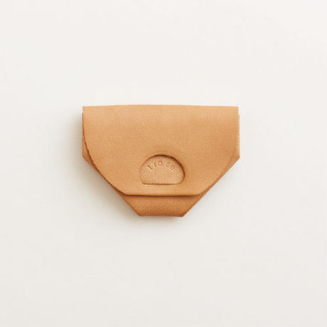 seamless coin case / nude