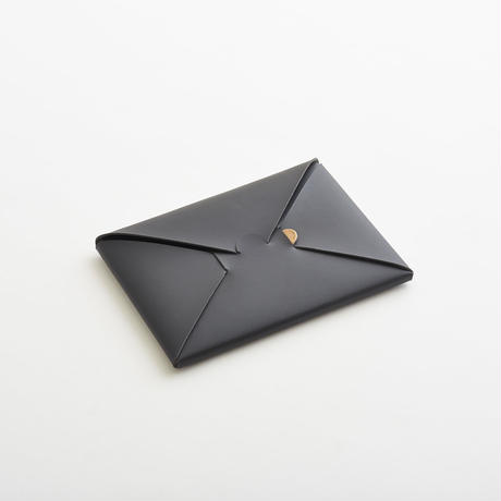 seamless clutch bag-S(black / nude)