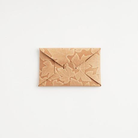 "SEAMLESS CARD CASE ""HAPPA"""