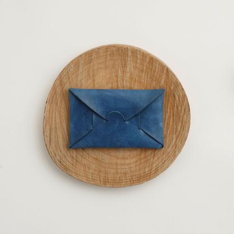 """SEAMLESS CARD CASE """"INDIGO"""""""