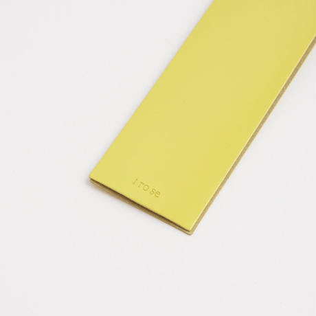 LEATHER BOOKMARK ( 9 colors )