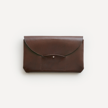 ric-rac long wallet(black / brown / nude / green)
