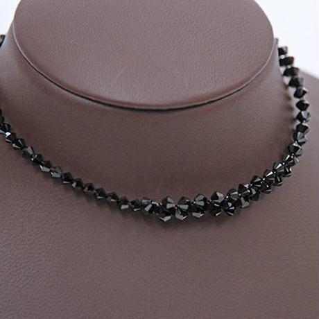 Beads[スワロフスキー:ブラック]