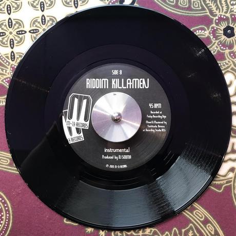 """DJ SOOMA meetz JASS, O.D.S & ZIMBACK - RIDDIM KILLAMEN 7"""""""