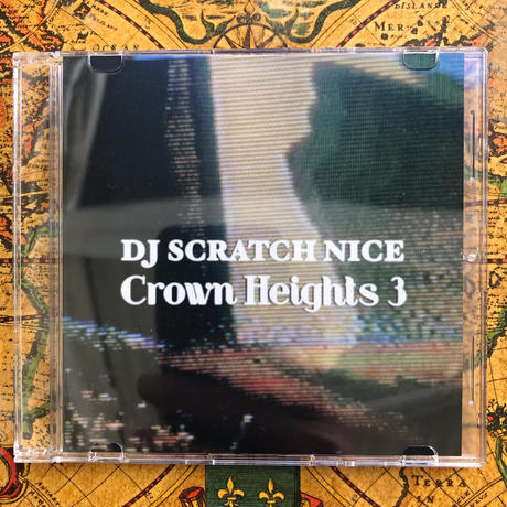 """""""Crown Heights 3"""" Mixed By DJ SCRATCH NICE"""