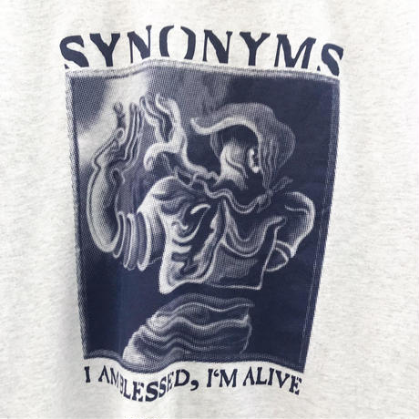 """RADAMIZ """"SYNONYMS OF BLESSED"""" T-SHIRTS"""