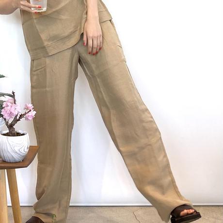 HANRO《LIVING》tops &pants