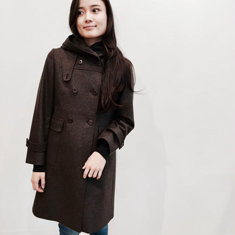 isasaziconstore original duffle coat by smarute / made in japan