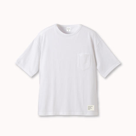 "DOVE OVERSIZE POCKET-Tee ""WATER"""