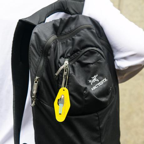 Wander Motel key holder