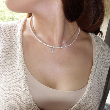 4.0mm-3.5mm /Akoya Baby Pearl Necklace