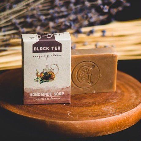 紅茶 ハンドメイド ソープ