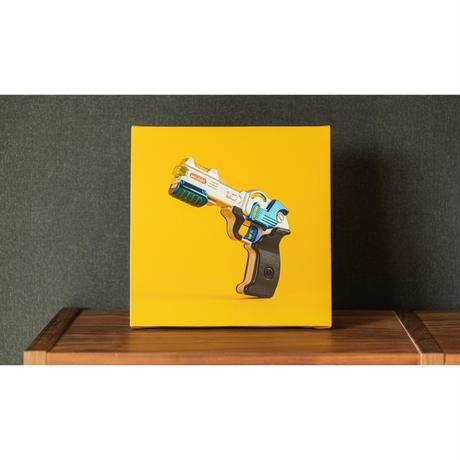 ピカ銃写真キャンバス#08