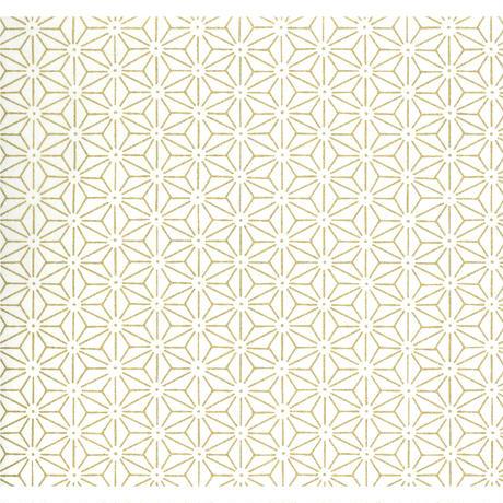 金柄1130-558  美濃和紙友禅染紙(手染め美濃和紙)