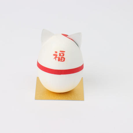 和紙ころころ招き猫手作りキット設計図付 55162