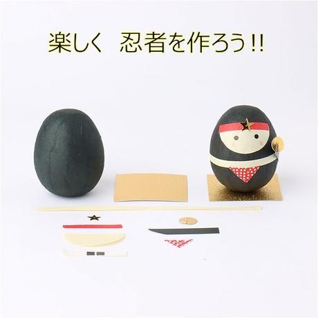 和紙ころころ忍者手作りキット設計図付 55170
