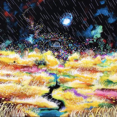 原画 An Asura in Spring 春と修羅