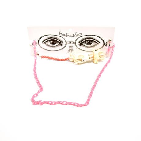 グラスコード ペガサス ネコ ユニコーン (ピンク)