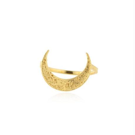 Crescent moon ring Gold (クレセントムーンリング ゴールド)