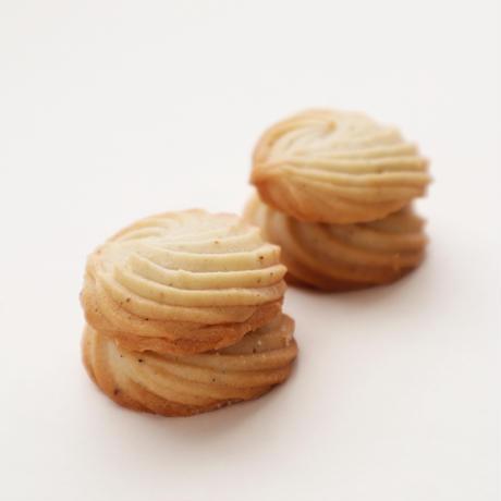 バニラと山椒のクッキー