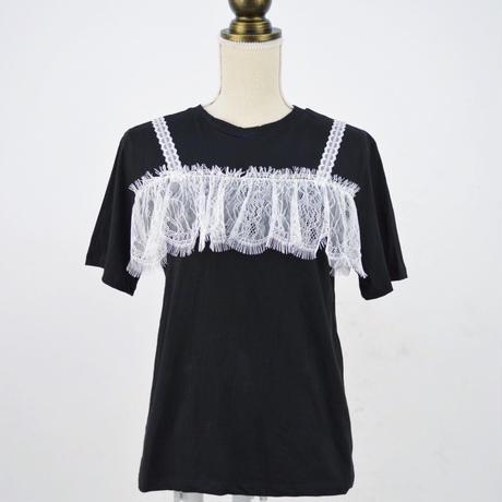 ビスチェ風Tシャツ
