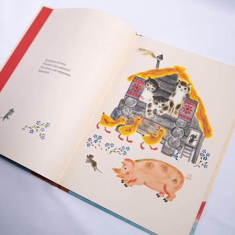 絵本:プタニツァ(しっちゃかめっちゃか大騒ぎ)