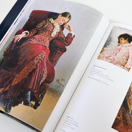 ロシア美術館:イリヤ・レーピン展画集(生誕175周年記念)