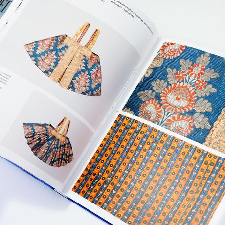 シュシパーン、ドゥシェグレヤ、コルセット:ロシア民族衣装のエプロン