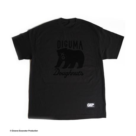 DIGUMA Doughnuts TEE (Black)