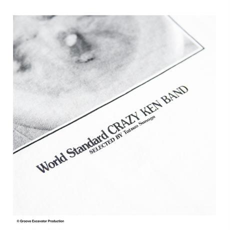 World Standard CRAZY KEN BAND ep01 TEE