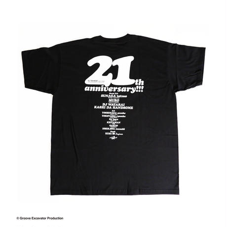"""La Verdad at Organ bar"" 21th anniversary!!!  TEE (prototype)"