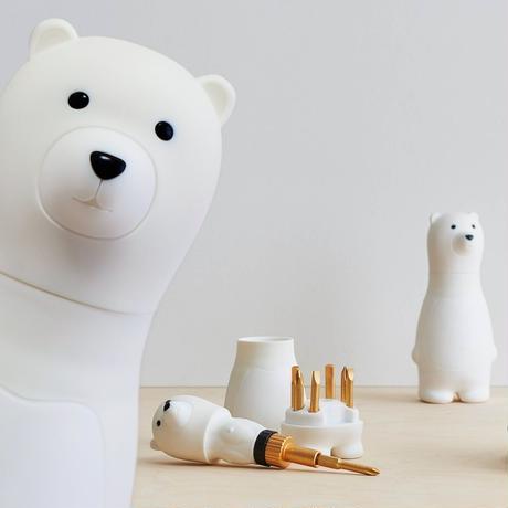 Bear Papa sp. (ベアパパ)ラチェットドライバーセット(A00001)