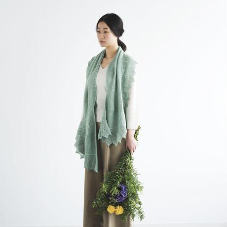 Homage shawl   印刷郵送パターン