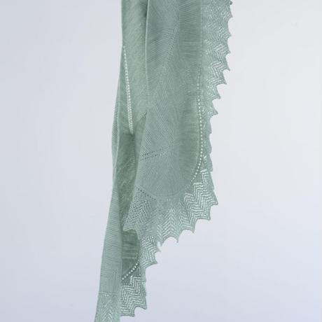 Homage shawl   PDFダウンロードパターン