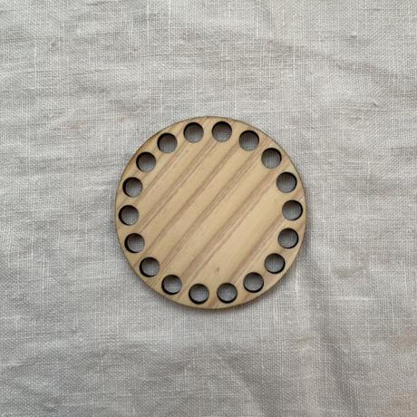 コースター用底板(山武杉)