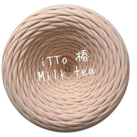 iTTo 椿 Milk Tea 1,850円