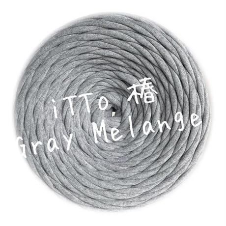 iTTo 椿 Gray Melange 1,850円