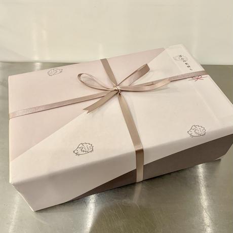 ギフトセット(プレーン・ショコラ・塩キャラメルのセット)