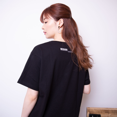 Canvas TEE-shirt Limited BLK