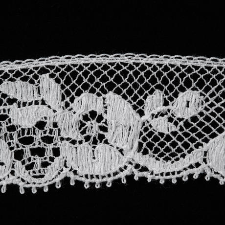 French Leavers Lace 269/2022  OFF WHITE