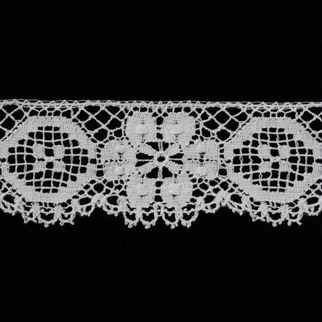 British Leavers Lace 01LACE  OFF WHITE