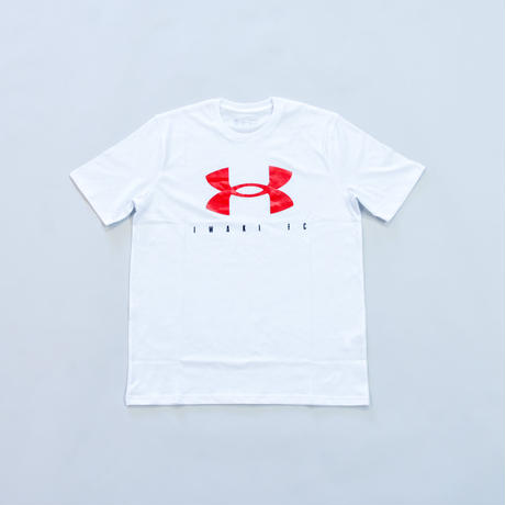 いわきFC/UAビッグロゴTシャツ(ホワイト)