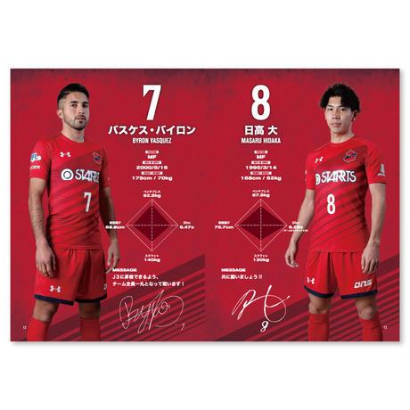 いわきFC/2021オフィシャルハンドブック