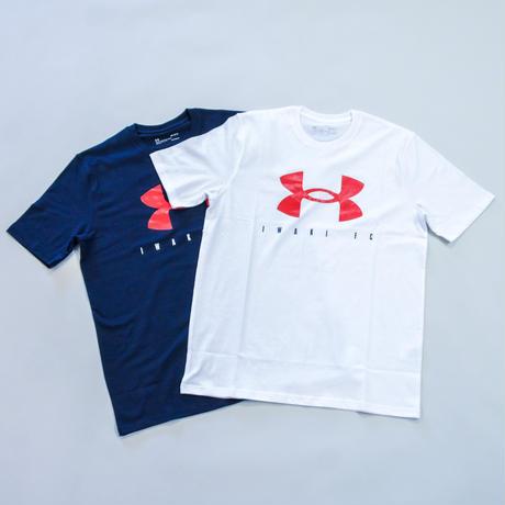 いわきFC/UAビッグロゴTシャツ(ネイビー)