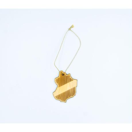 いわきFC/オリジナルフレグランス木製チャーム